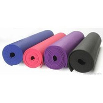 Remate Tapete Para Yoga O Pilates 3mm En Pvc