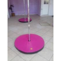 Colchoneta Para Pool Dance 110 Diametro X 9cm. Grosor.