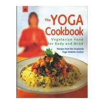 Sivananda Yoga Cookbook Recetas Comida Vegetariana Libro Tai