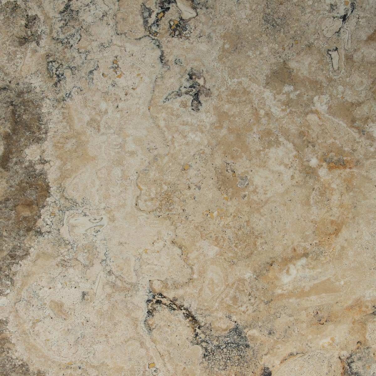 Piso De Marmol Travertino 40x40 Antike 199 00 Oferta