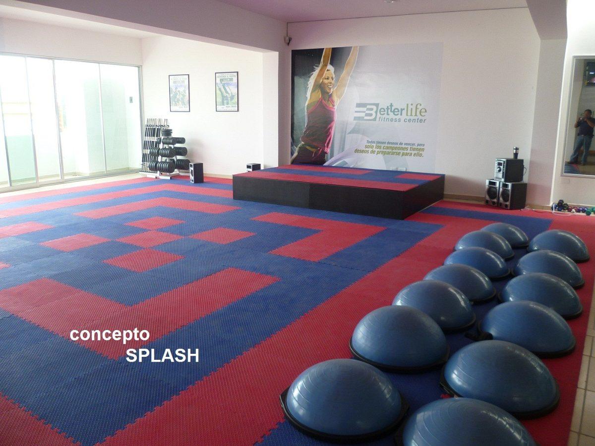 Decoracion salones yoga - Espejos para gimnasio ...