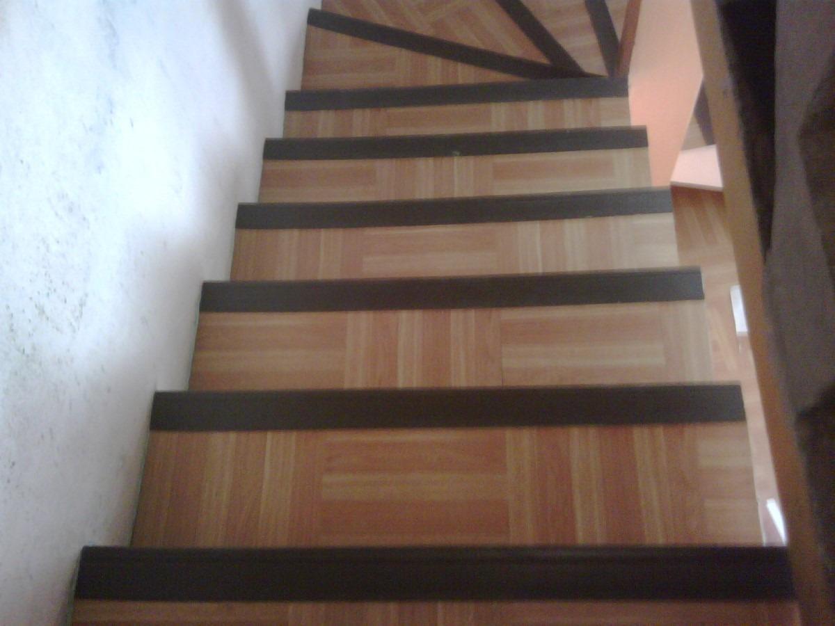 Piso vinilico imitacion medera tipo laminado o azulejo hm4 for Losetas para piso interior