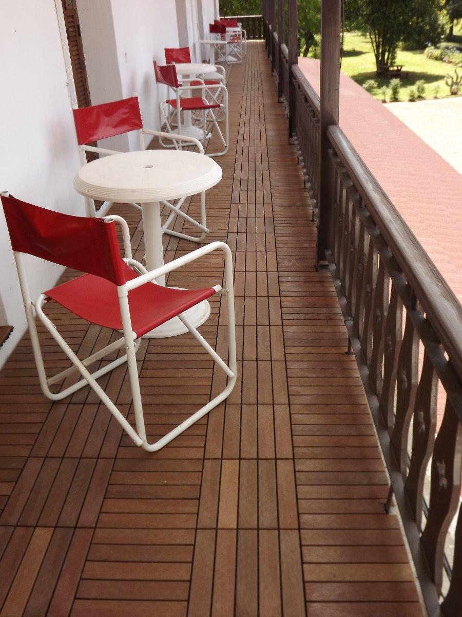 Pisos deck para albercas patios terrazas en for Dec para terrazas
