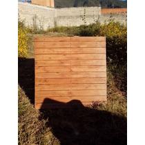 Deck Modular Prefabricado De Tarima Reciclada