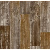 Piso Vinilico Rollo Europeo Drift Wood 160m *promocion*