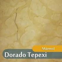 Marmol Dorado Tepexi 30x30 Cm Pulido Y Brillado Entrega Ya