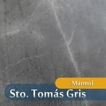 Marmol Santo Tomas Oscuro 30x30x1 Cm Piso Alto Brillo