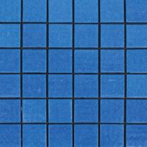 Mosaico Veneciano 5x5 Piso Albercas Azulejo Azul Cancún Aqua