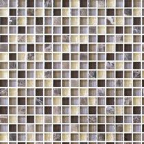 Maa Malla Decorativa Para Muro Terra Moka Castel 30x30
