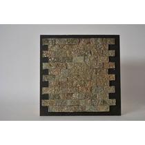 Mallas Decorativas Piedra Diamantina Natural 30x30cm