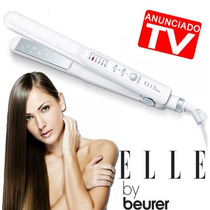 Plancha Cabello Ceramica Turmalina Elle By Beurer 220°