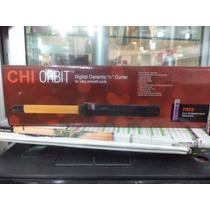 Chi Orbit Digital Ceramin 3/4 Curler Para Risos Sedosos
