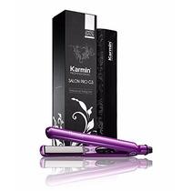 Plancha Del Pelo Karmin Pro G3 Edicion Limitada Purpura
