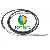 Chicote Vibrador De Concreto Mpower 4 Mts Ecomaqmx