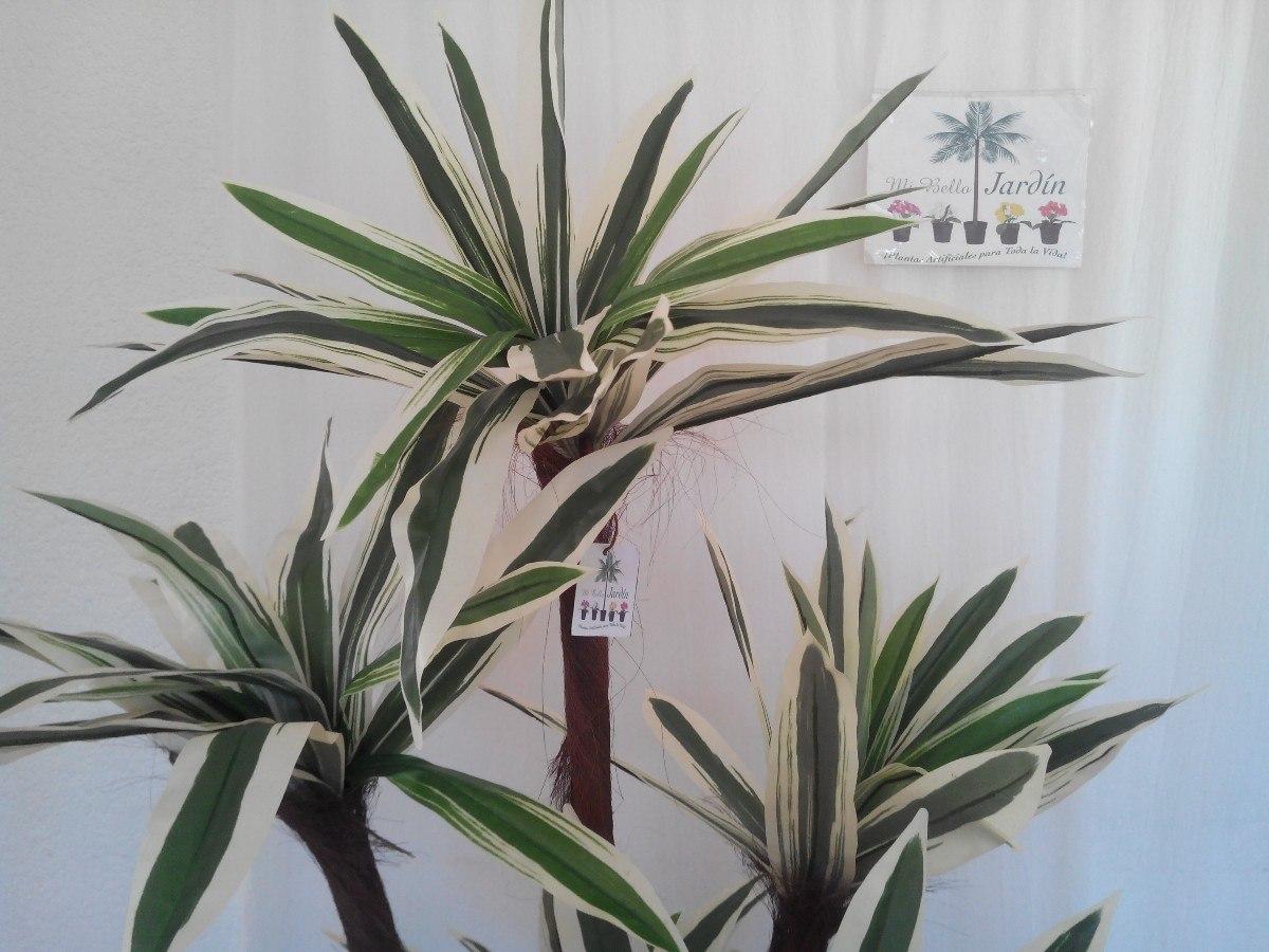 Plantas en maceta yuca artificial mn4 1 en for Planta yuca exterior