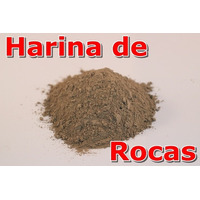 Harina De Rocas Agricultura Organica Fertilizante Hidroponia