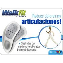 Plantillas Walk Fit Platinium