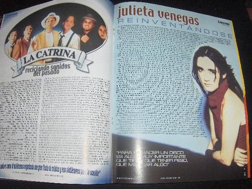 Plastilina Mosh Revista Nuestro Rock #74 De Coleccion!!