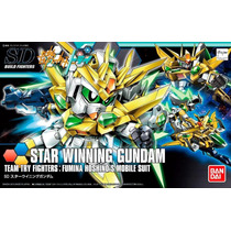 Gundam Build Fighter Try: Sdbf Star Winning Gundam