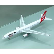 Avion A330-300 De Qantas Phoenix Escala 1:400 Gemini Jets