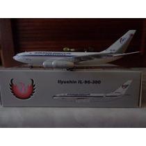 Avion Il-96-300 Domodedovo Airlines Escala 1:400 Gemini Jets