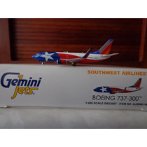 Avion Boeing 737-300(w) Southwest Escala 1:400 Gemini Jets