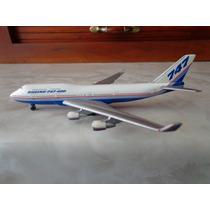 Avion Boeing 747-400 Pintura Fabrica Herpa 1:500 Gemini Jets
