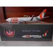 Avion Boeing 737-800(w) Gol Linhas Aereas Inteligentes 1:400