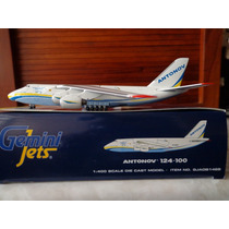 Avion Antonov Design Bureau An-124 Escala 1:400 Gemini Jets