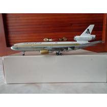 Raro Avion Dc-10-15 De Mexicana 70s Escala 1:400 Gemini Jets