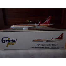 Avion Boeing 737-800(w) De Qantas Airways 1:400 Gemini Jets