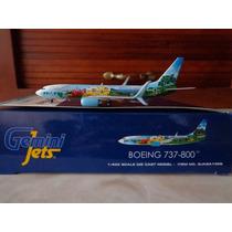 Avion Boeing 737-800(s) De Alazka Airlines 1:400 Gemini Jets