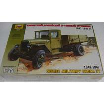 Camión Soviet Military Truck Esc. 1/35 Zvezda. Nuevo.oferta
