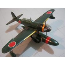 Avion Japones E15k Armado Y Pintado