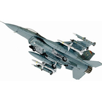 Tamiya Avion F16 Cj Alto Detalle Maximo Equipo ! 1/72 Armar