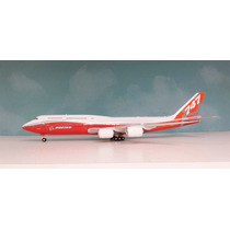 Avion Boeing 747-8i Boeing Corporation Phoenix Escala 1:200
