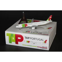 Avion Airbus A321 Tap Portugal Marca Jc Wings Escala 1:200