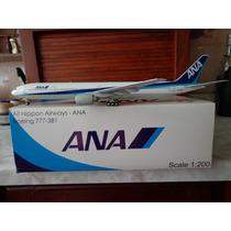 Boeing 777-300 De All Nippon Airways (ana) 1:200 Gemini Jets