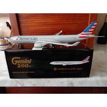 Avion Airbus A330-300 American Gemini200 1:200 Gemini Jets
