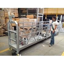 Plataforma Eléctrica, Hamaca Eléctrica, Balsa Aluminio 100mt