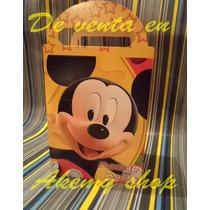 Mickey Mouse 10 Loncheras Dulceros Articulos De Fiesta