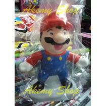 Mario Bross Para Pastel Varios Personajes