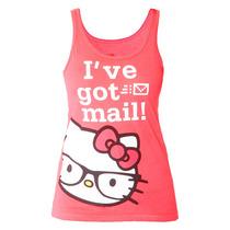 Playera Blusa Para Mujer Hello Kitty Tch 5/7 Y Gde 9/11