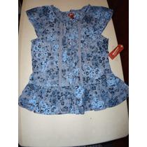 Blusa Marca Arizona,talla 14/16 Xl, Con Etiqueta, Baratísima