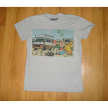 Playera Camiseta Breaking Bad Tv Series