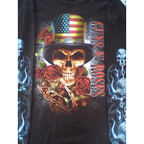 Guns & Roses Playera Original Y Nueva.