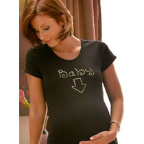 Blusas Maternidad, Baby Shower, Embarazo, Mama, Bebe Mmu
