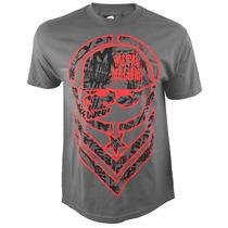 Camiseta Metal Mulisha Filler Charcoal Ufc