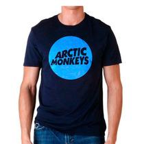 Playera Arctic Monkeys Mas Bandas Checa Nuestras Promociones