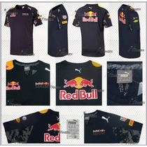 Playera Puma Red Bull Racing Genuina F1 Linea 2016 Ricciardo